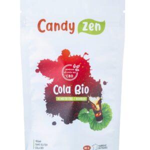 bonbons cola bio la ferme du cbd