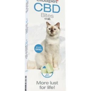 bouchees pour chats au cbd cibdol
