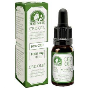 huile cbd 10 10ml sensi seeds