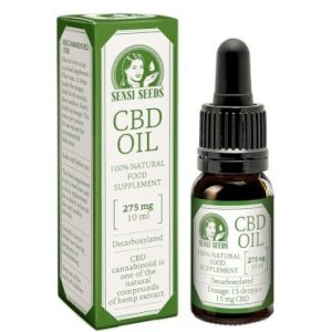 huile cbd 2 75 sensi seeds