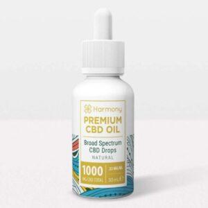 huile cbd natural cbd oil 100mg harmony 1