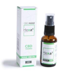 huile mct cbd 5% 30ml hexacube
