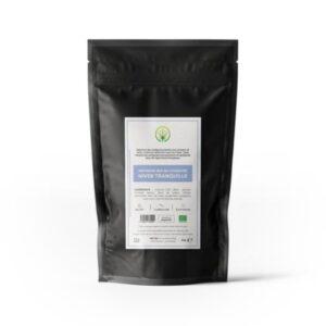 infusion cbd creation hiver tranquille bio 60g green owl