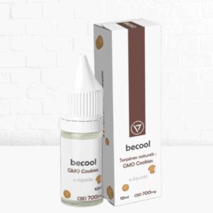 becool terpène naturel gmo cookie 700mg isolat pure cbdologic