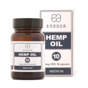 capsules d'huile de cbd 300mg endoca