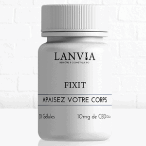 fixit gélules gastro résistantes 300mg lanvia cbdologic