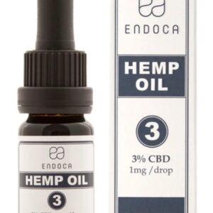 l'huile de cbd 300 mg cbd (cannabidiol) (3%) endoca